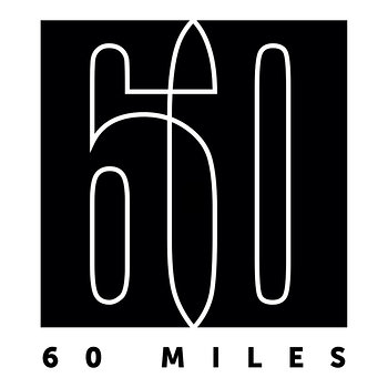 Cover art - 60 Miles: EP 1