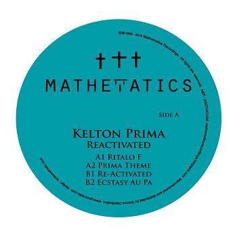Cover art - Kelton Prima: Reactivated