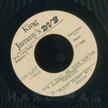 Cover art - King Kong: Don't Tell Me Your Loving