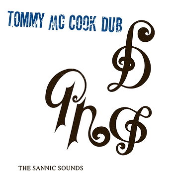 Cover art - Tommy McCook: The Sannic Sounds
