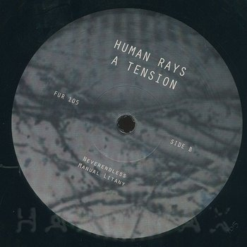 Cover art - Human Rays: A Tension