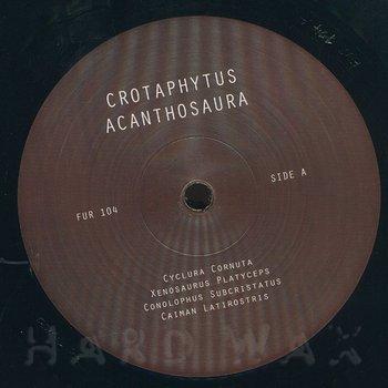 Cover art - Crotaphytus: Acanthosaura