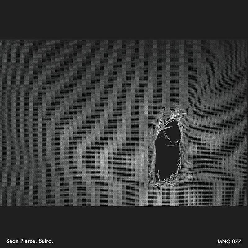 Cover art - Sean Pierce: Sutro