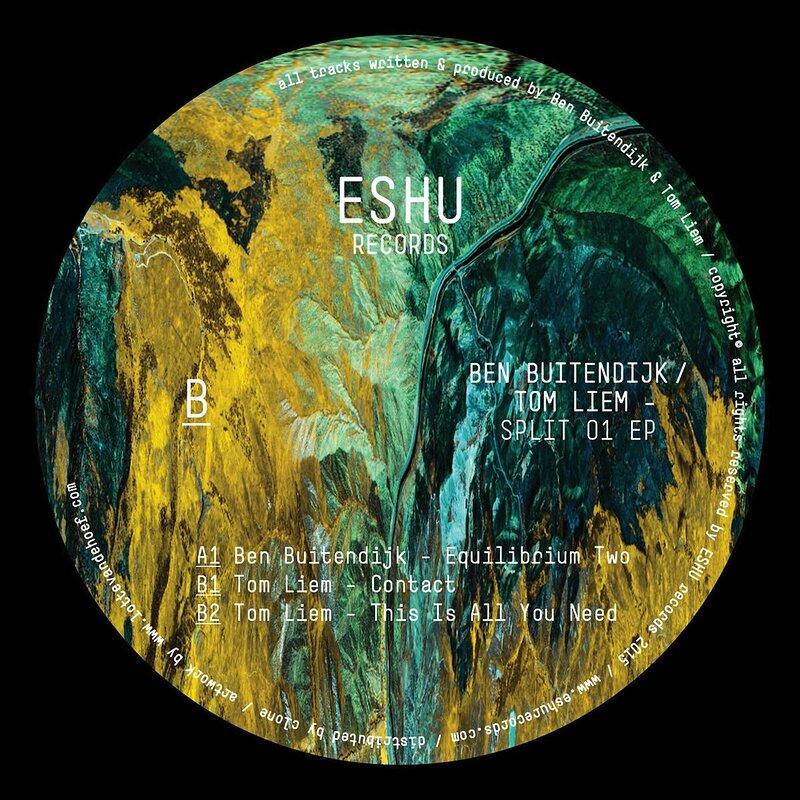 Cover art - Various Artists: Split 01 EP