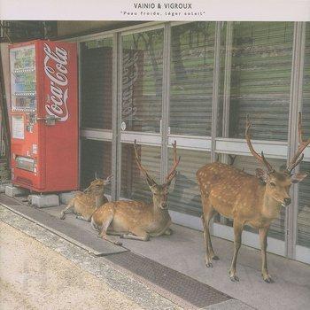 Cover art - Mika Vainio & Franck Vigroux: Peau Froide, Léger Soleil