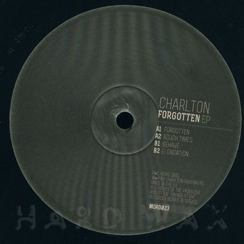Cover art - Charlton: Forgotten