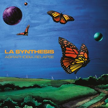 Cover art - LA Synthesis: Agraphobia Relapse