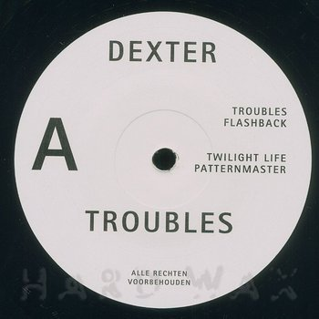 Cover art - Dexter: Troubles