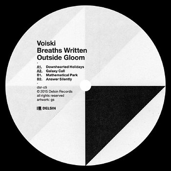 Cover art - Voiski: Breaths Written Outside Gloom