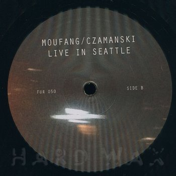 Cover art - Moufang/Czamanski: Live In Seattle