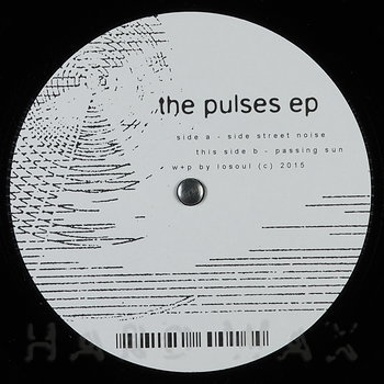 Cover art - Losoul: Pulses EP
