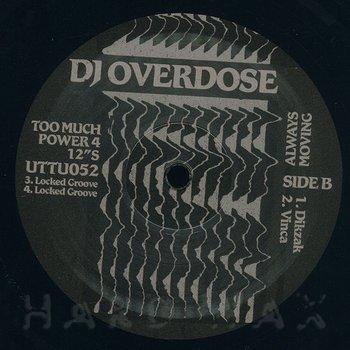 Cover art - DJ Overdose: Housejam Freaker