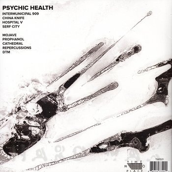 Cover art - Psychic Health: Psychic Health