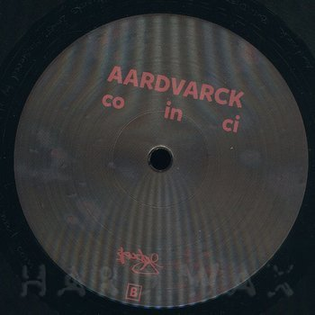 Cover art - Aardvarck: Co In Ci