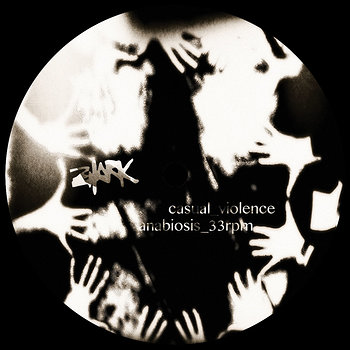 Cover art - Casual Violence: Anabiosis