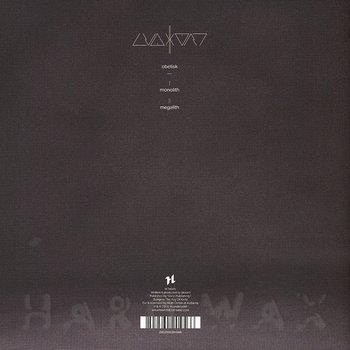 Cover art - Akkord: Obelisk