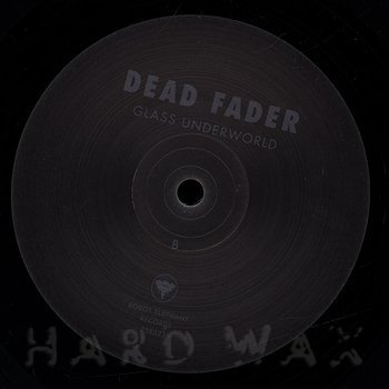 Cover art - Dead Fader: Glass Underground