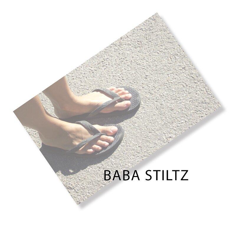 Cover art - Baba Stiltz: The Tourist In Me