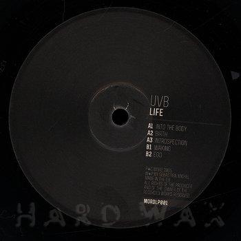 Cover art - UVB: Life