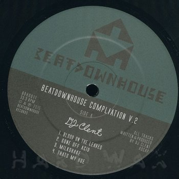 Cover art - Various Artists: Beatdownhouse Compilation V.2