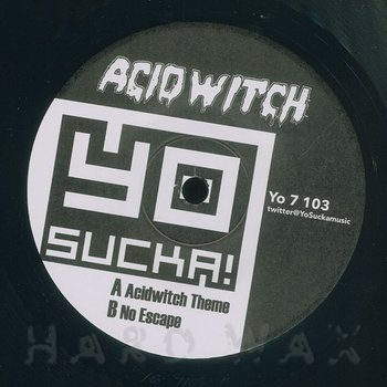 Cover art - Acid Witch: Acidwitch Theme