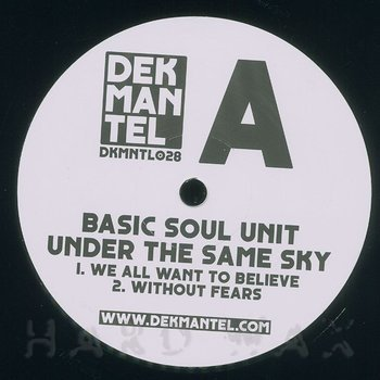 Cover art - Basic Soul Unit: Under The Same Sky