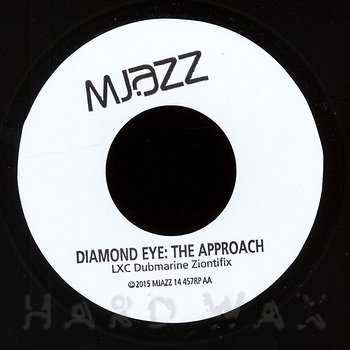 Cover art - Diamond Eye: Dubmonger & LXC Remixes