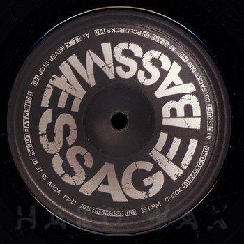 Cover art - Various Artists: Bassmæssage Volume One