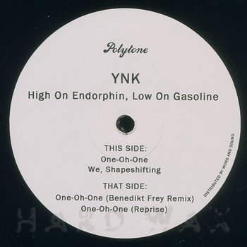 Cover art - Ynk: High On Endorphine, Low On Gasoline
