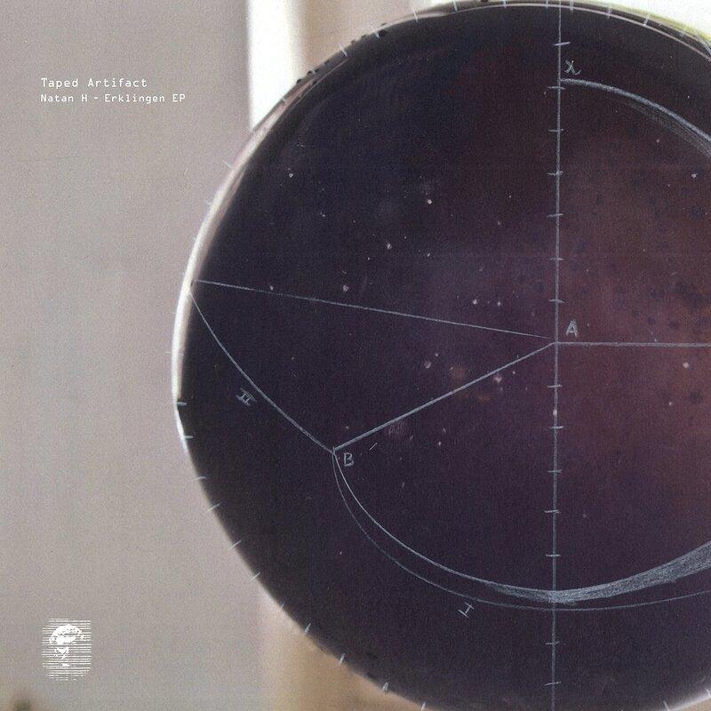 Cover art - Natan H: Erklingen EP
