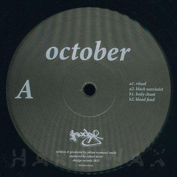 Cover art - October: Black Body Radiation