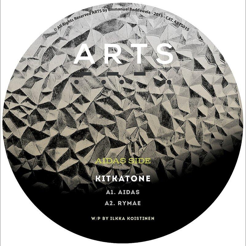 Cover art - Kitkatone: Saaret
