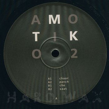Cover art - Amotik: Chaar