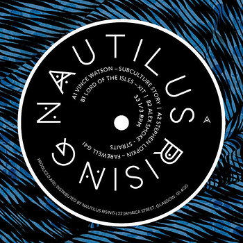 Cover art - Various Artists: Nautilus Rising