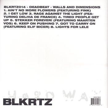 Cover art - Deadbeat: Walls And Dimensions