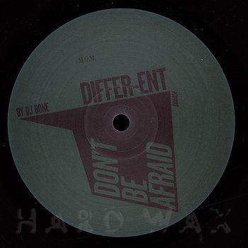 Cover art - Differ-Ent: M.O.M.