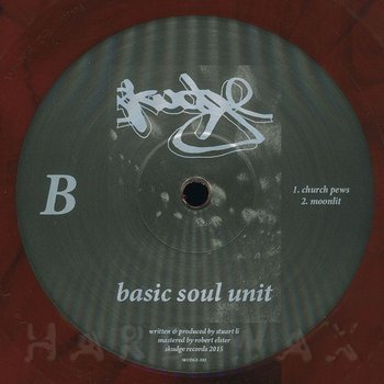Cover art - Basic Soul Unit: Ruckup