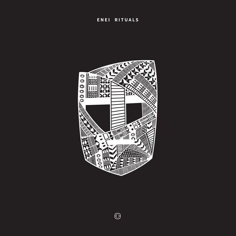 Cover art - Enei: Rituals