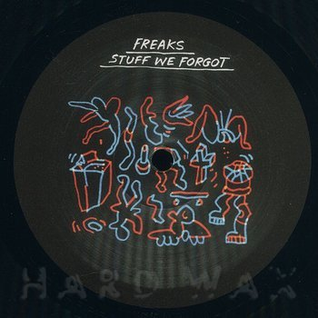 Cover art - Freaks: Stuff We Forgot Vol. 1