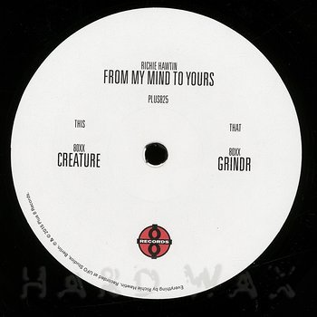 Cover art - Richie Hawtin: From My Mind To Yours 6