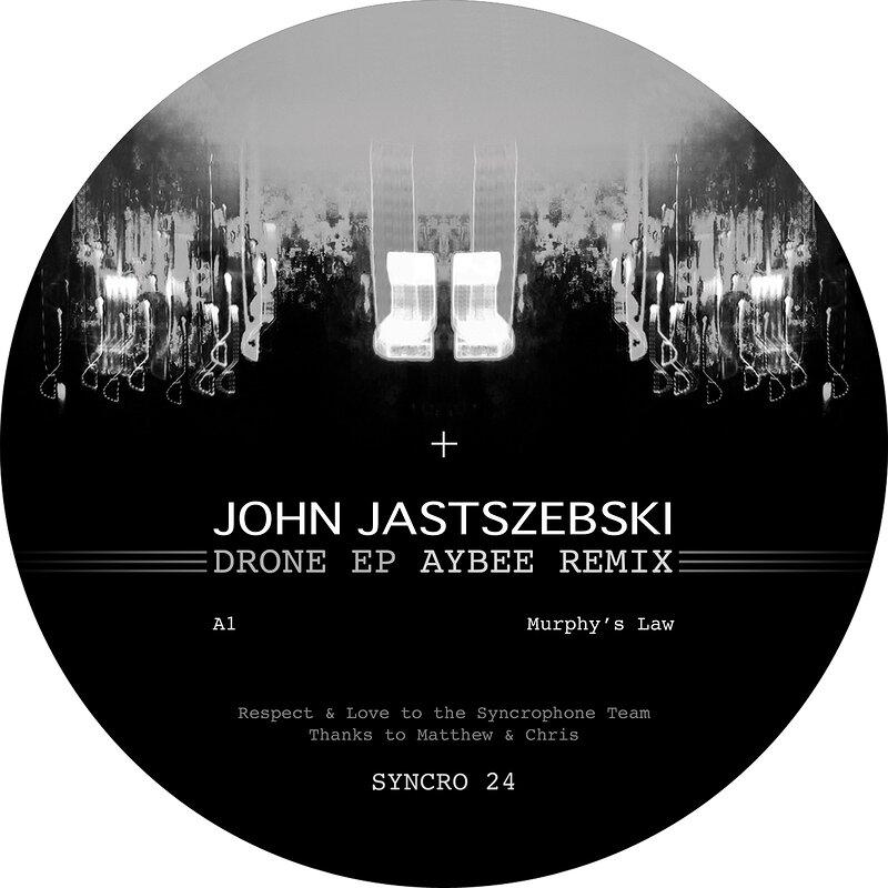 Cover art - John Jastszesbski: Drone EP
