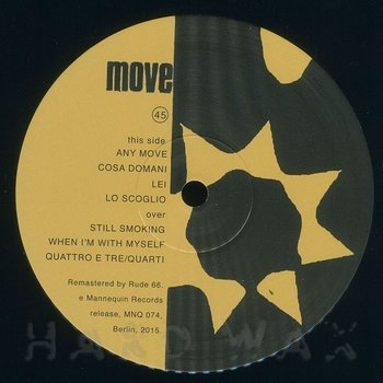 Cover art - Move: Move