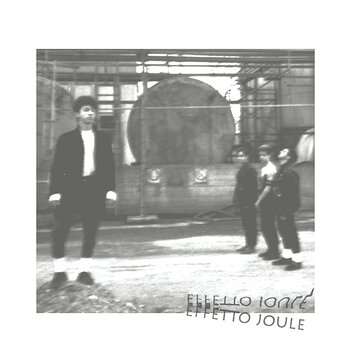 Cover art - Effetto Joule: Robespierre