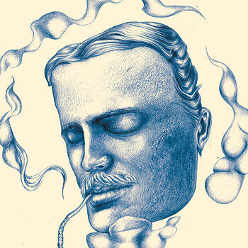 Cover art - Kessel Vale: Blue Portrait EP