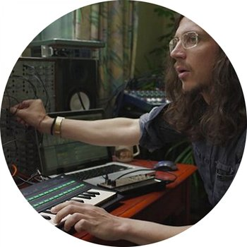 Cover art - Legowelt: Institute Of The Overmind