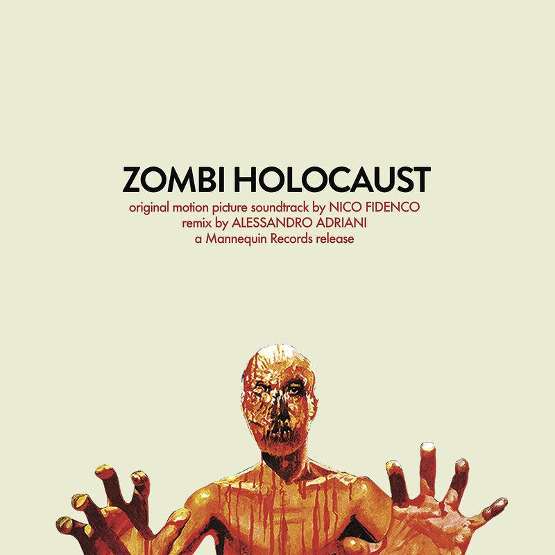 Cover art - Nico Fidenco: Zombi Holocaust