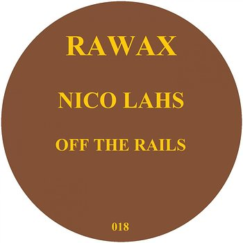 Cover art - Nico Lahs: Off The Rails EP