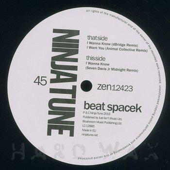 Cover art - Beat Spacek: Remix EP