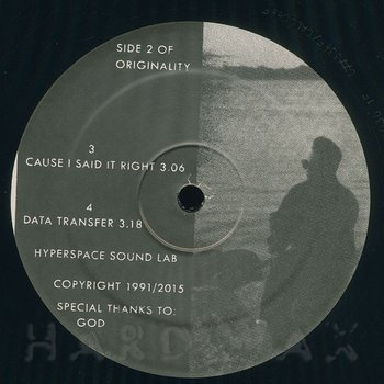 Cover art - Clarence G: Hyperspace Sound Lab