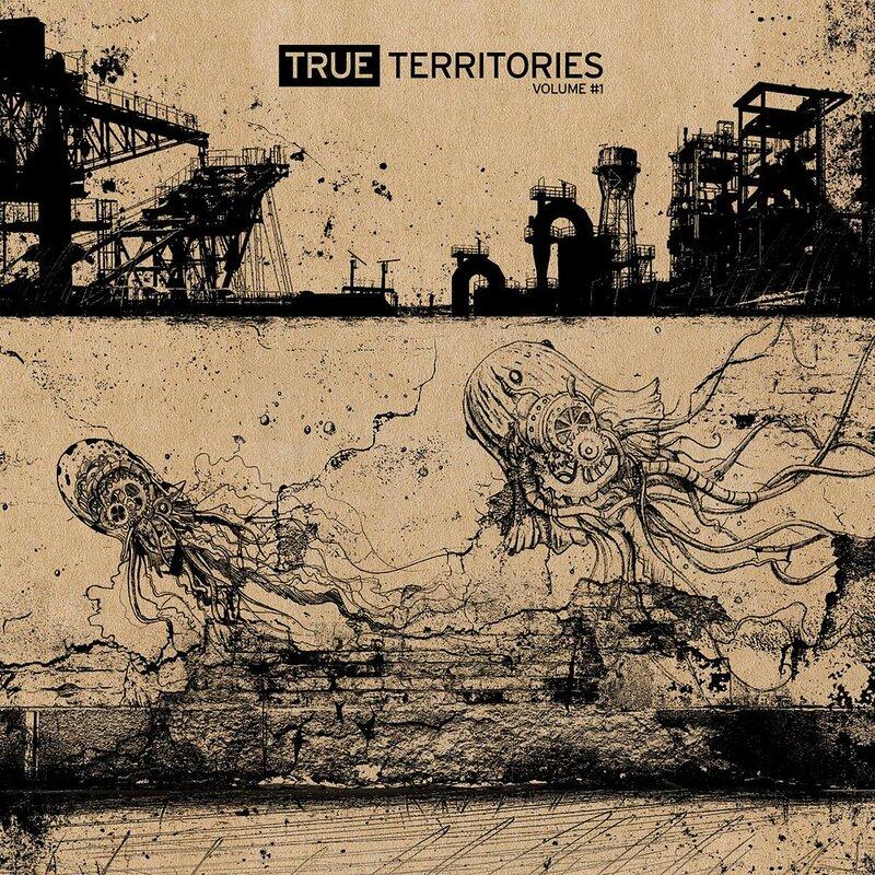 Cover art - Various Artists: True Territories Volume 1